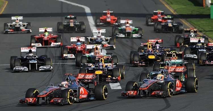 F1 wetten