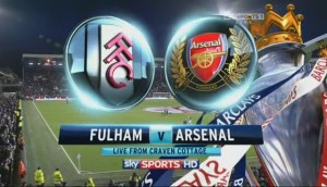 Fulham - Arsenal