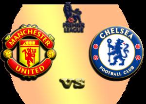 Manchester United und Chelsea