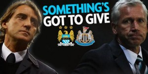 Man City - Newcastle