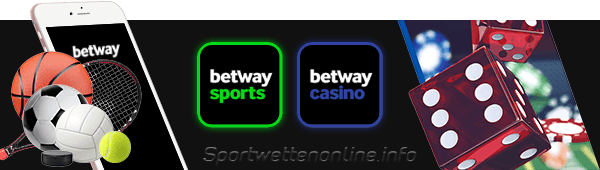 Betway mobile Sports and Casino