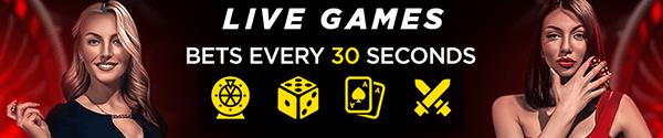 Efbet Casino live games