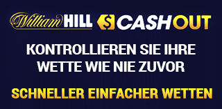 William Hill Cash Out